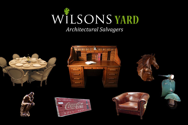 Wilsons Yard - Antiques, Vintage, Retro and Curios
