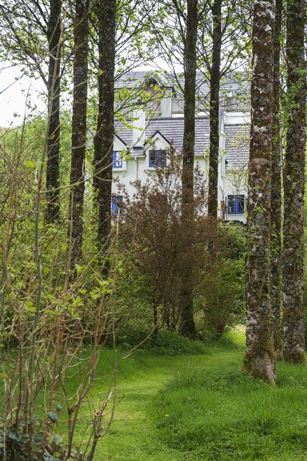 Castle For Sale: Gregan Castle, Ballyvaughan, Co. Clare