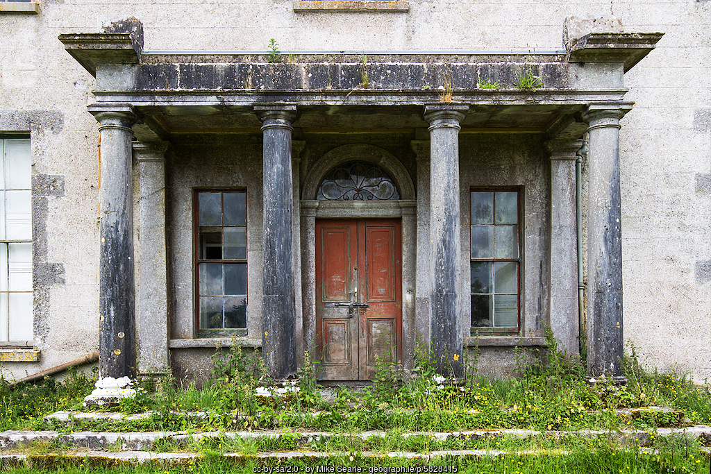 Important Georgian Estate For Sale: Hollybrook Estate, Ballinafad, Co. Sligo