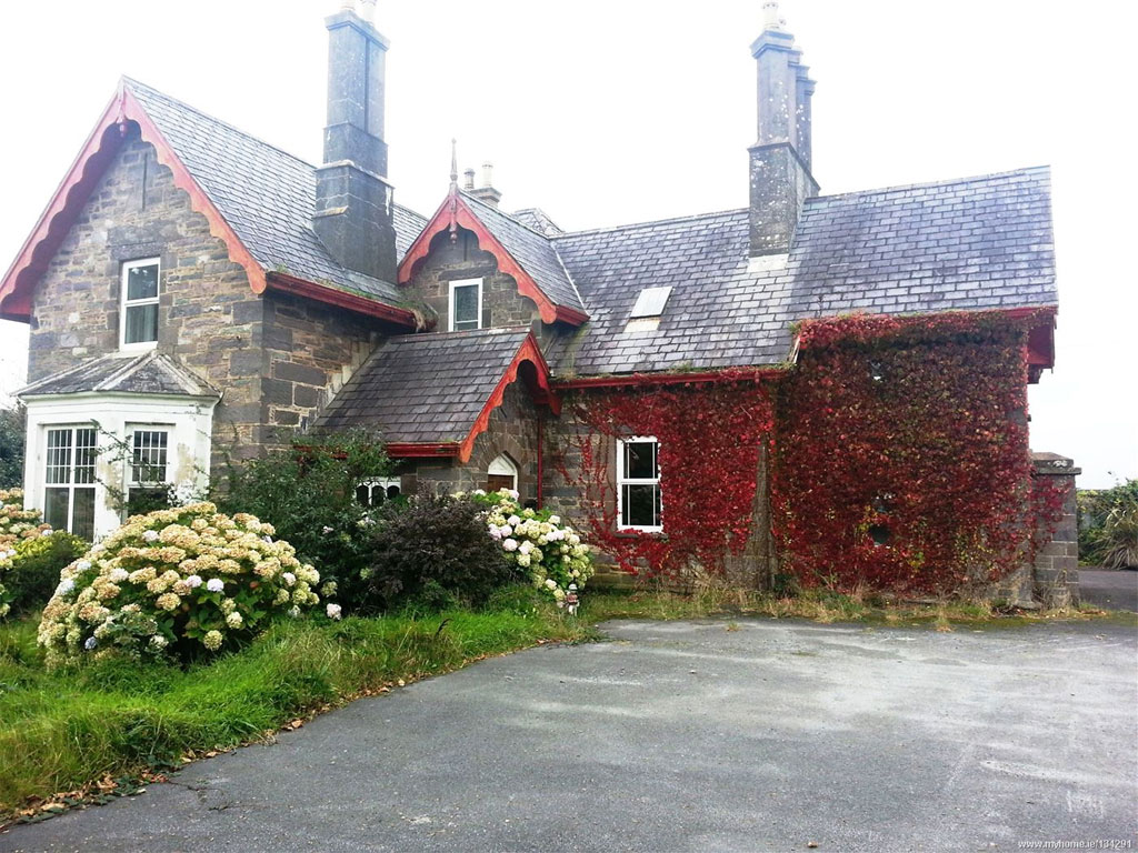 Former Fishing Lodge For Sale: Iveragh Lodge, Waterville, Co. Kerry
