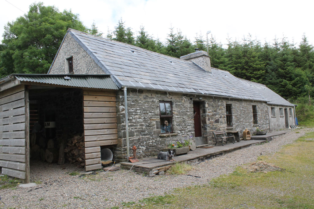 Stone-Built Farmhouse For Sale: Martryroe , Ennistymon, Co. Clare
