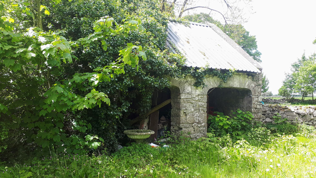 Historic House For Sale: Stonepark House, Glenamaddy, Co. Galway