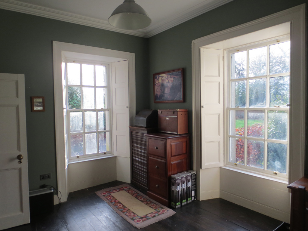 Georgian Home For Sale: The Glebe, Eyrecourt, Co. Galway