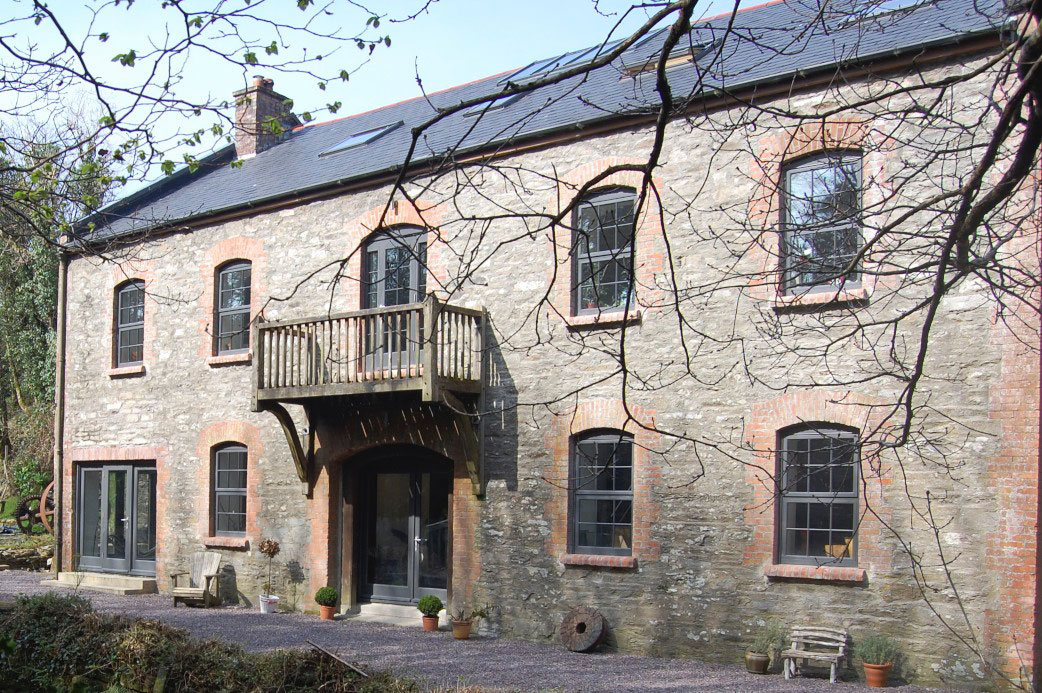 Victorian Watermill For Sale in Co. Cork: Dromore Mill, Bantry, Co. Cork