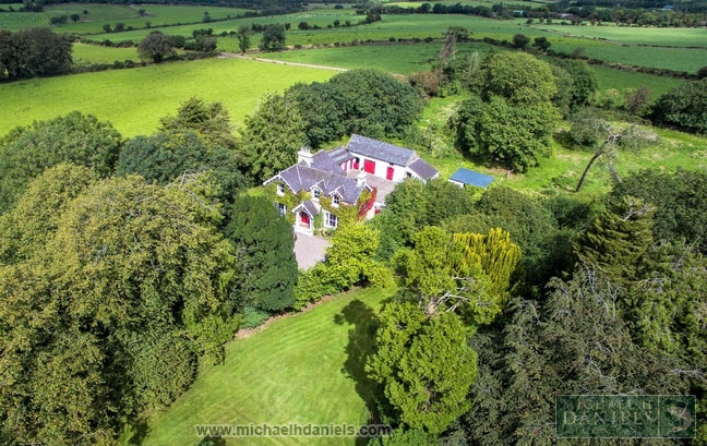 Victorian Former Steward's House For Sale in Co. Cork: Stoneview House, Blarney, Co. Cork