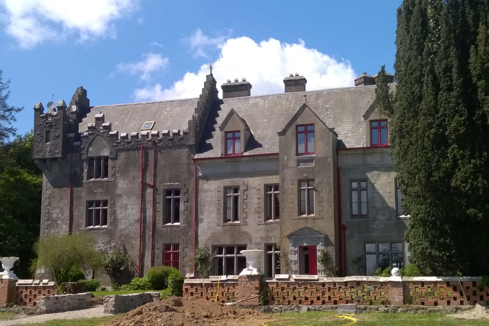 Castle For Sale: Killoskehane Castle, Borrisoleigh, Co. Tipperary