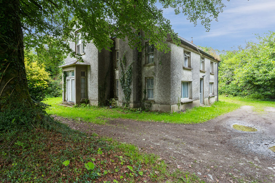 Historic Property For Sale: Larkfield House, Killanne, Enniscorthy, Co. Wexford