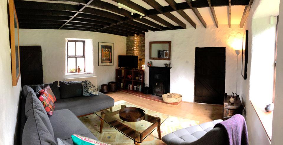 1850s Farmhouse & Outbuildings For Sale: Portryan House, Portryan Bridge, Newport, Co. Tipperary