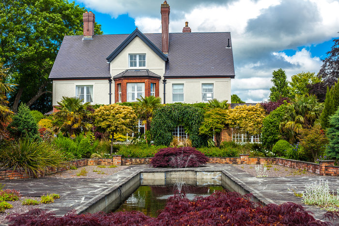 Exceptional Listed Property For Sale: Parknadoon House, Oakpark, Tralee, Co. Kerry