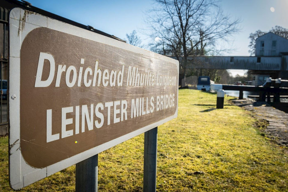 Former Corn Mill For Sale: Leinster Mills, Osberstown, Naas, Co. Kildare