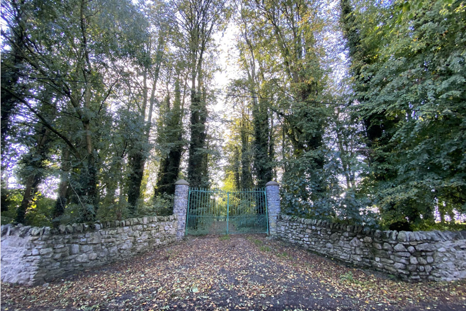 Irish Castle For Sale: Killahara Castle, Dovea, Thurles, Co. Tipperary