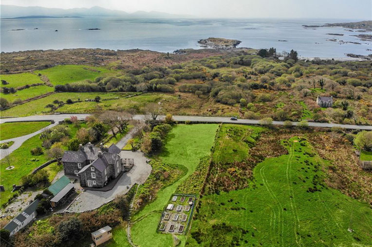 For Sale: Scart House, Castlecove, Co. Kerry