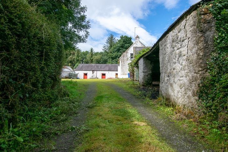 Thatched Cottage and Modern Bungalow For Sale: Gneevebeg, Ballinagore, Co. Westmeath