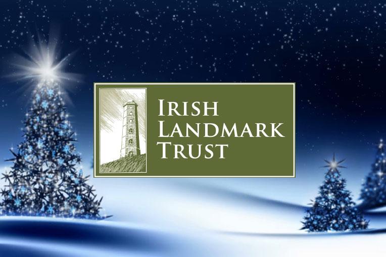 Christmas Gift Ideas - Irish Landmark Trust
