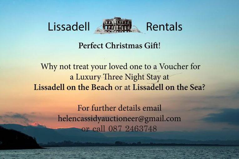 Christmas Gift Ideas - Lissadell Rentals