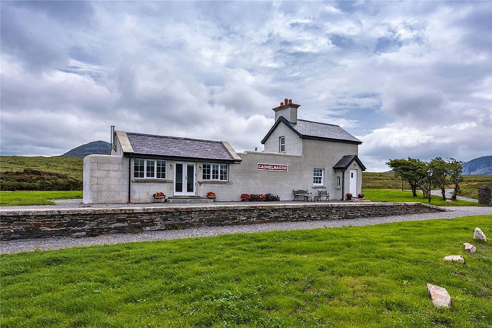 Former Railway Station For Sale: Cashelnagor Railway Station, Cashelnagor, Gortahork, Co. Donegal