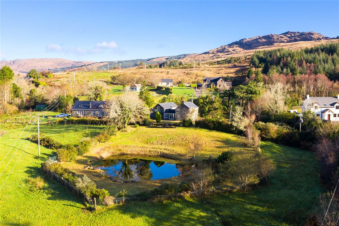 Renovated and Extended Farmhouse For Sale: Derreenathirigy, Glengarriff, Co. Cork