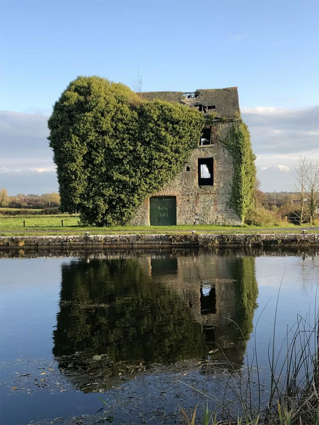 Former Storehouse For Sale: Royal Canal Storehouse, Ballybrannigan, Ballymahon, Co. Longford