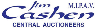 Jim Cashen - Central Auctioneers