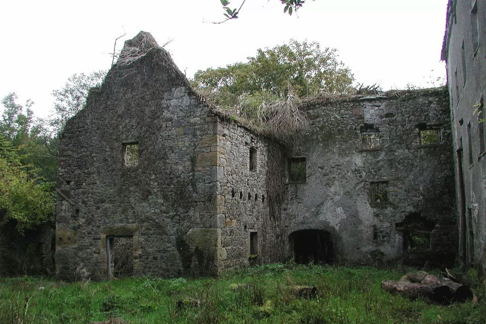 Former Mill For Sale: Ballinacarrig Mill, Ballynacarrig, Ballyboy, Co. Offaly