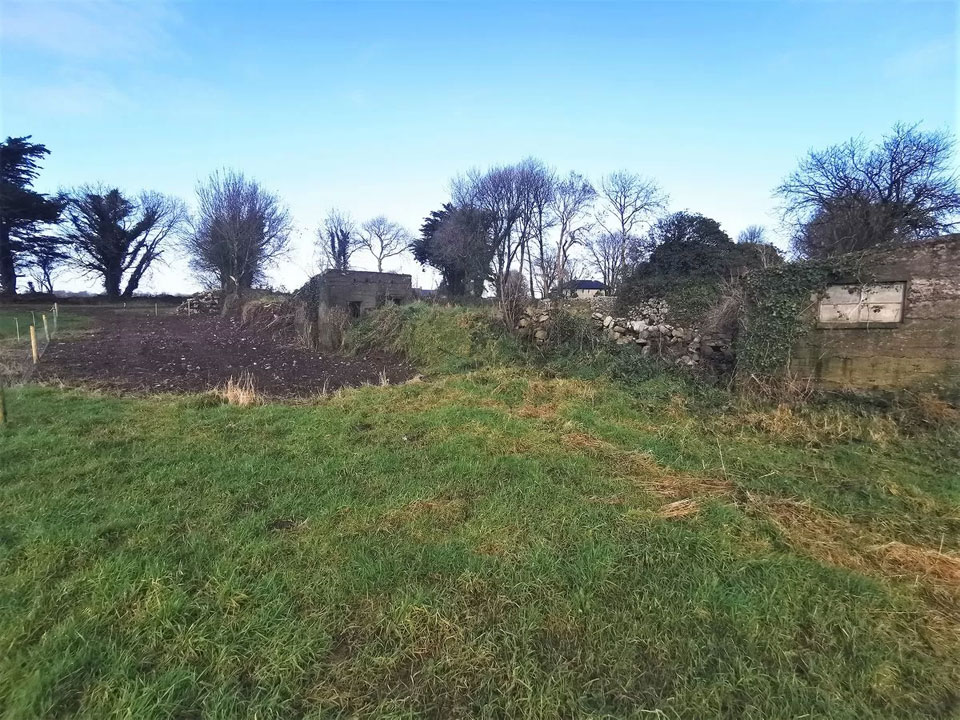 Derelict House For Sale: Barntick, Kildysart Road, Ennis, Co. Clare