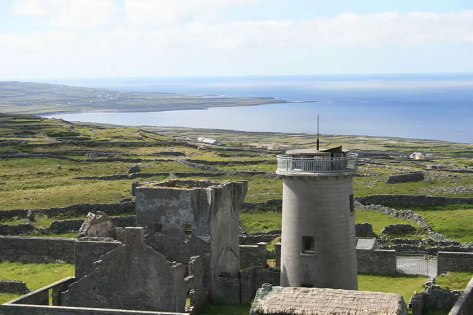 Former Lighthouse For Sale: Old Lighthouse, Inis Mór, Aran Islands, Co. Galway