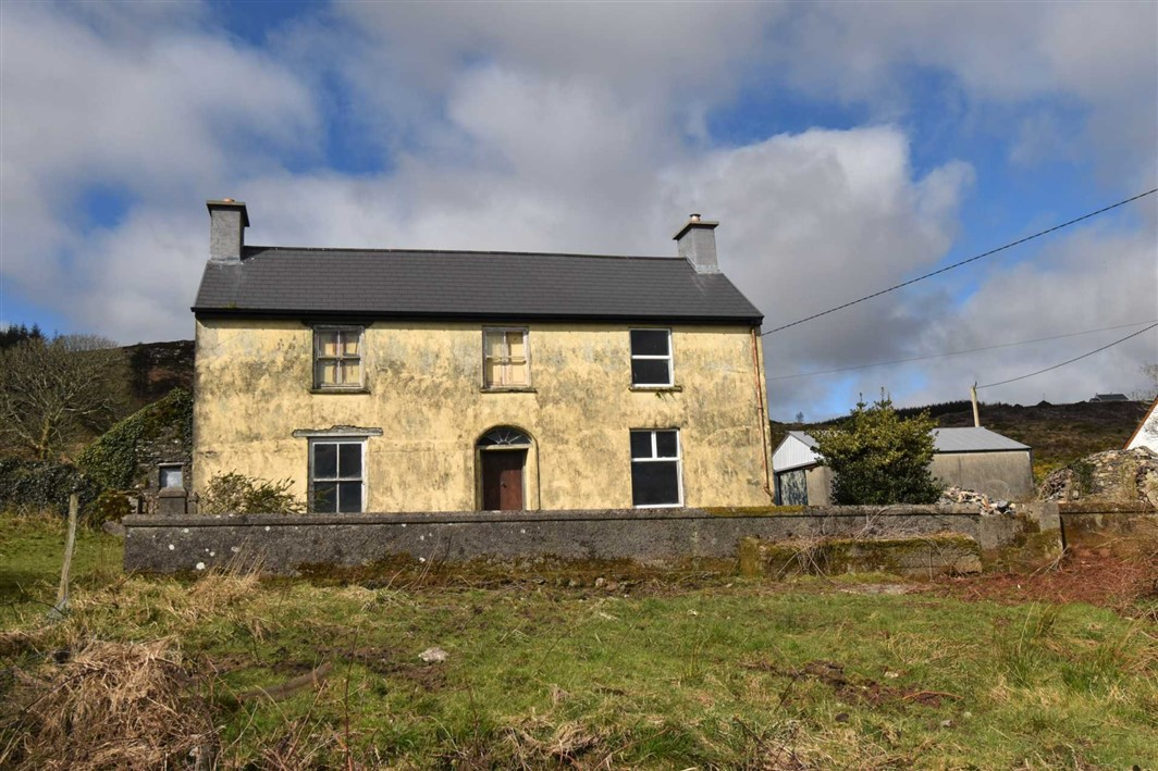 Period Residence For Sale: Ballybawn West, Ballydehob, Co. Cork