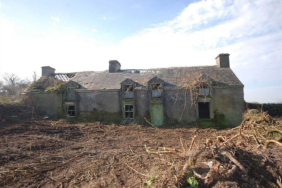 Period Stone Farmhouse For Sale: Gortnalickey, Ringarogy, Baltimore, Co. Cork