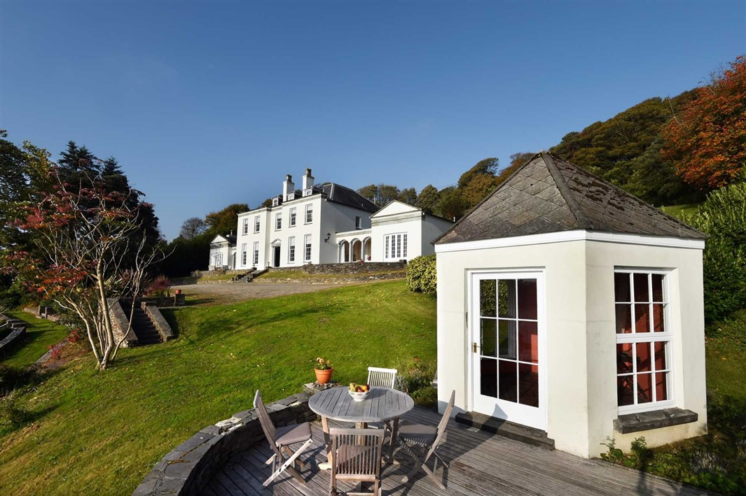 Exceptional Georgian Property For Sale: Stone Hall, Glandore, Co. Cork