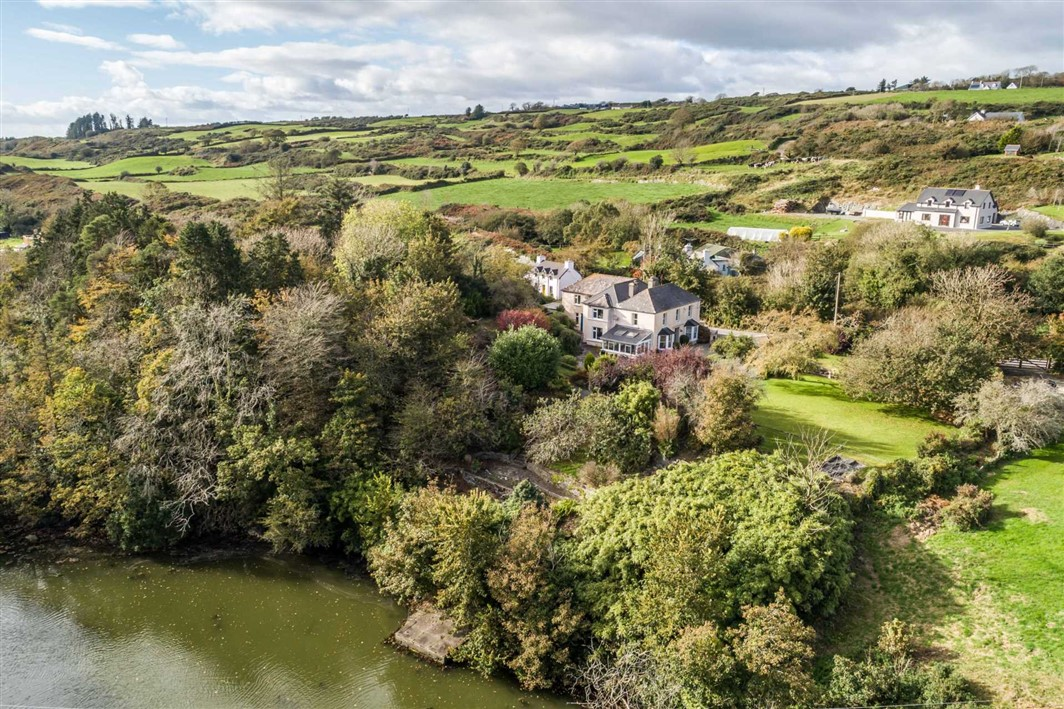 Early 20th Century Residence For Sale: Woodvale, Rineen, Skibbereen, Co. Cork