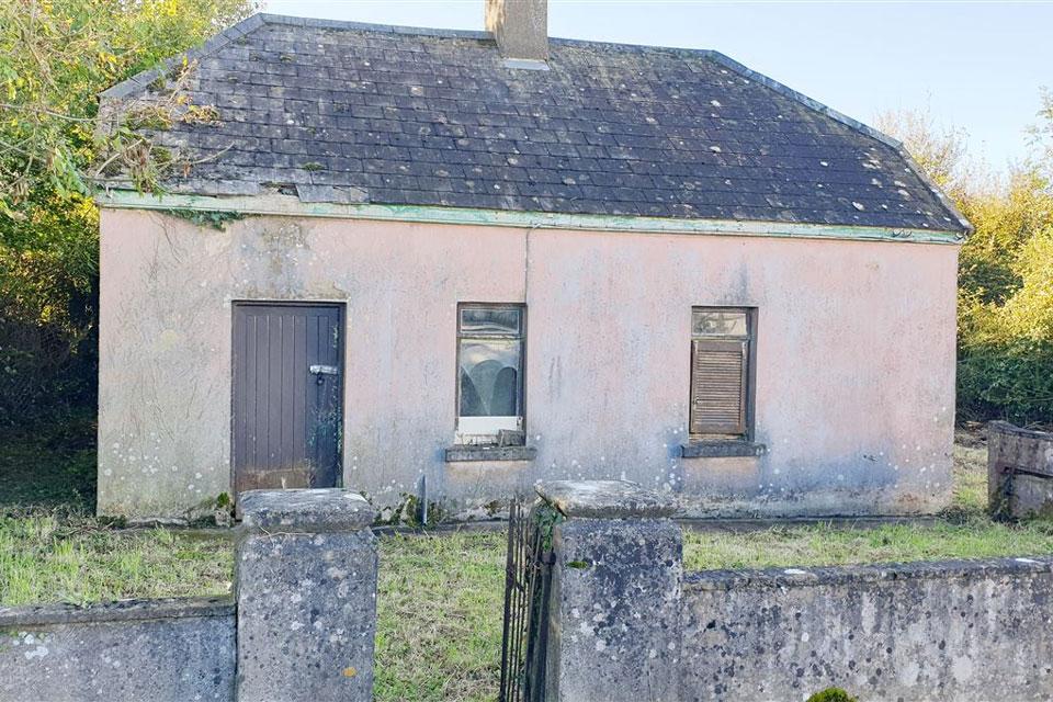 Derelict Cottage For Sale: Ballybricken, Grange, Kilmallock, Co. Limerick