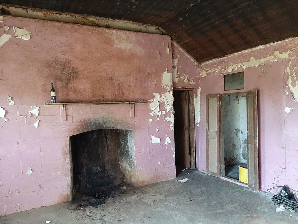 Derelict Farmhouse For Sale: Ballymore East, Boyle, Co. Roscommon