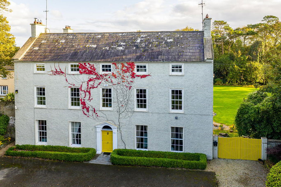 18th Century Period Home For Sale: Eastham House, Eastham Road, Bettystown, Co. Meath