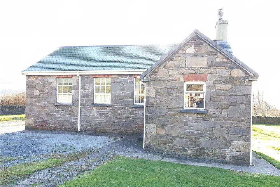 Former Schoolhouse For Sale: The Old Schoolhouse, Lougher, Anascaul, Co. Kerry