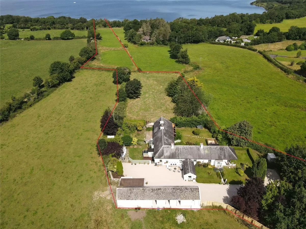 Restored Stone-Built Residence For Sale: Cornalack House, Terryglass, Co. Tipperary